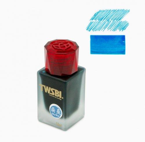【TWSBI/ツイスビー】限定TWSBI 1791 インク (スカイブルー)
