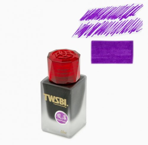 【TWSBI/ツイスビー】限定TWSBI 1791 インク (ロイヤルパープル)