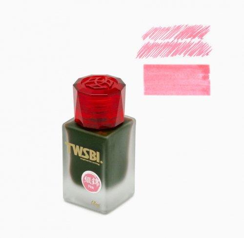 【TWSBI/ツイスビー】限定TWSBI 1791 インク (ピンク)