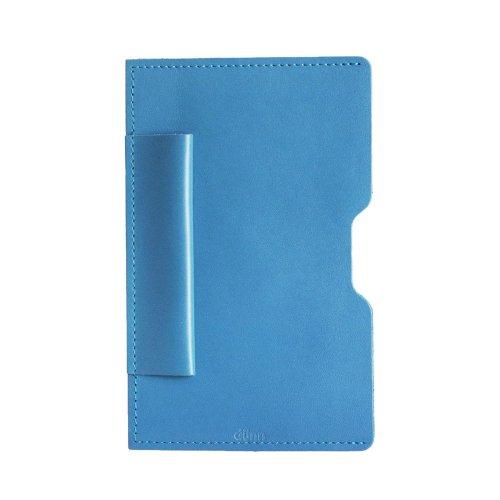 【dunn/デュン】notecase/ノートケース (コバルトブルー)