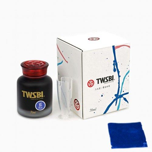 【TWSBI/ツイスビー】TWSBI 70ml INK (ブルー)