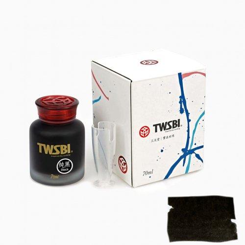 【TWSBI/ツイスビー】TWSBI 70ml INK (ブラック)