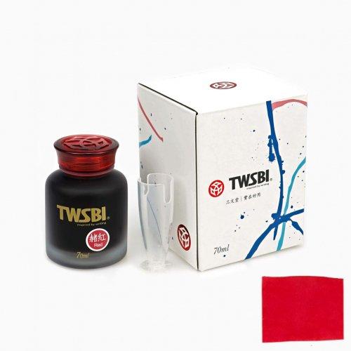 【TWSBI/ツイスビー】TWSBI 70ml INK (レッド)