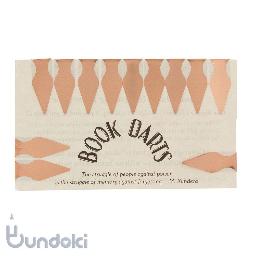 【BOOK DARTS】ブックダーツ(12ピース入り)ブロンズ
