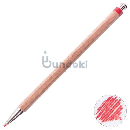 【北星鉛筆】大人の色鉛筆 ・単品 (赤)