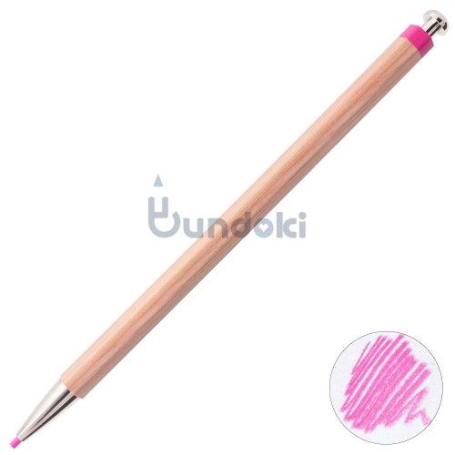 【北星鉛筆】大人の色鉛筆 ・単品 (桃)