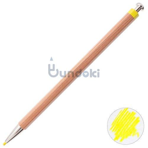 【北星鉛筆】大人の色鉛筆 ・単品 (黄)