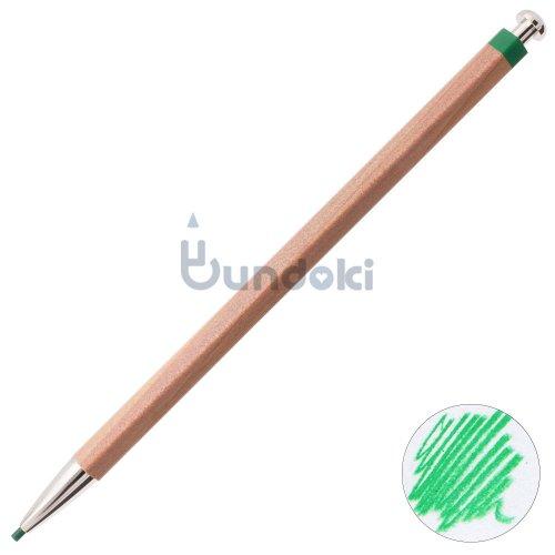 【北星鉛筆】大人の色鉛筆 ・単品 (緑)