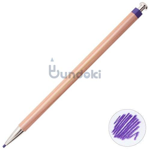 【北星鉛筆】大人の色鉛筆 ・単品 (紫)