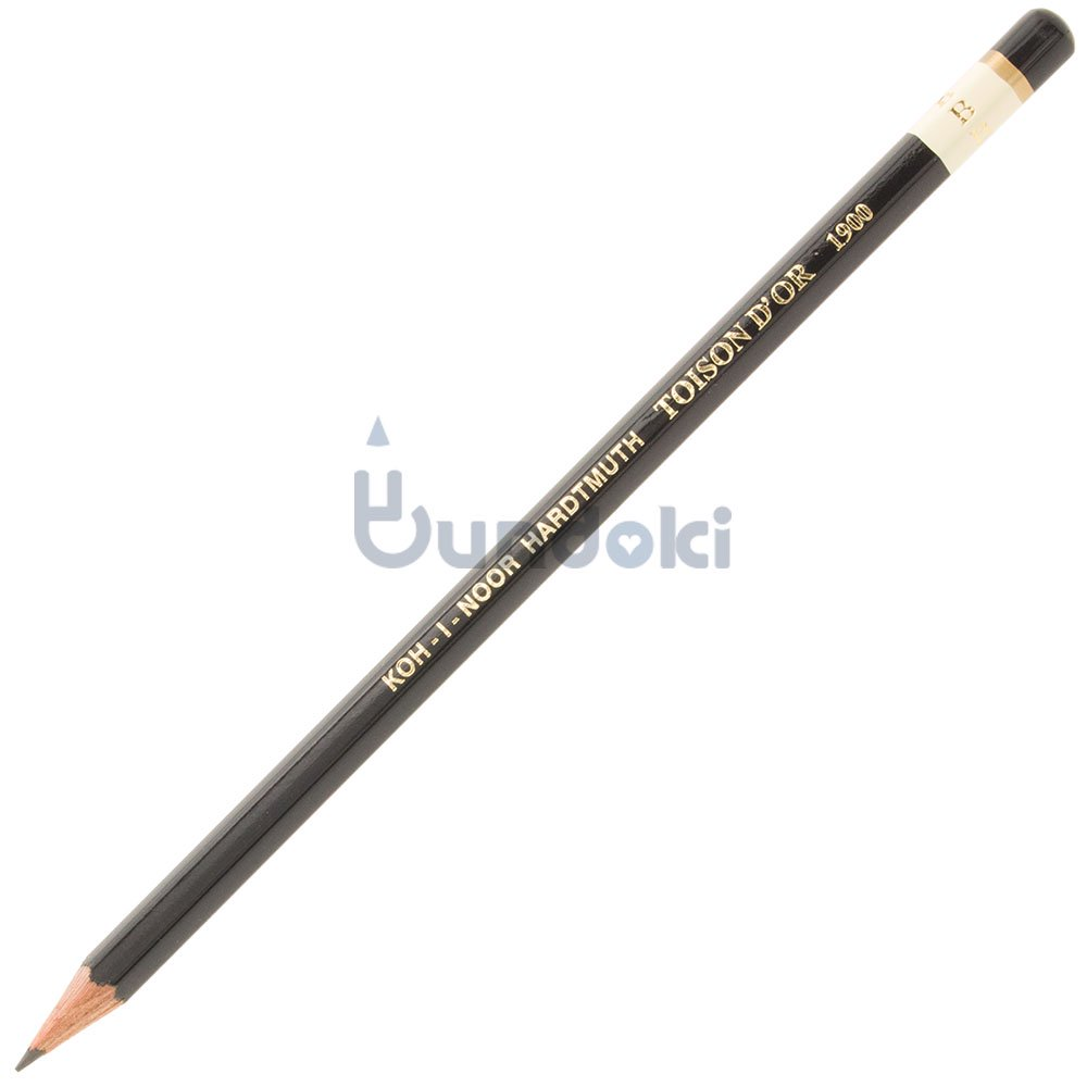 【KOH-I-NOOR/コヒノール】TOISON D'OR 1900番鉛筆(硬度:B)