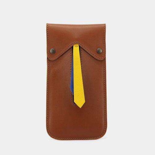【VIARCO/ビアルコ】Pencil Jacket ペンケース (ブラウン)
