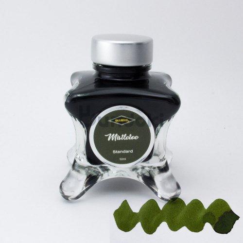 【Diamine/ダイアミン】ブルーエディション インク (Mistletoe)