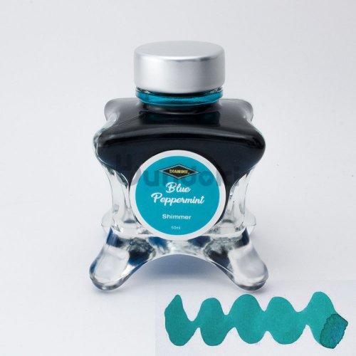 【Diamine/ダイアミン】ブルーエディション シーンインク (Blue Peppermint)