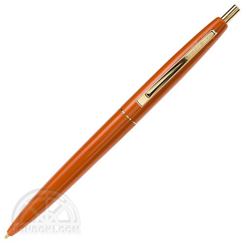 【BIC/ビック】クリックゴールドボールペン(パンプキン)