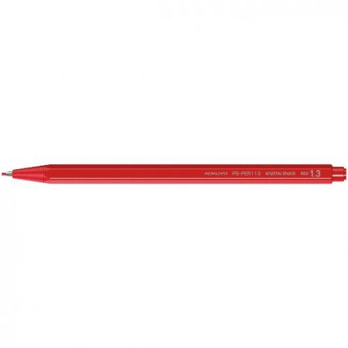 【KOKUYO/コクヨ】鉛筆シャープ (1.3mm/赤)