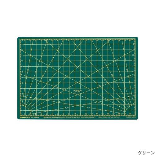 【HIGHTIDE/ハイタイド】ペンコ オペレーティングマット A5 (グリーン)