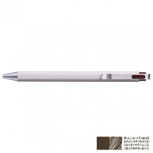 【サクラクレパス】ボールサイン iD (0.4mm/モカブラック)