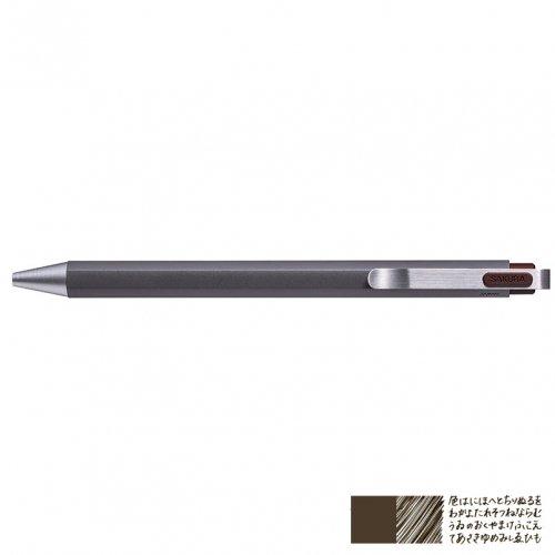【サクラクレパス】ボールサイン iD (0.5mm/モカブラック)