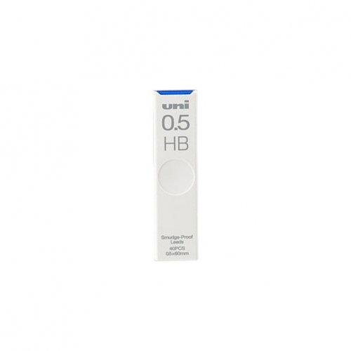 【三菱鉛筆/MITSUBISHI】シャープ替芯 uni (0.5mm/HB)