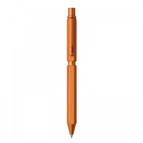 【Rhodia/ロディア】scRipt/スクリプト マルチペン(オレンジ)