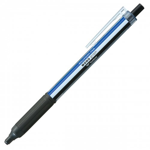 【TOMBOW/トンボ鉛筆】モノグラフライト・モノカラー (0.5mm/黒)