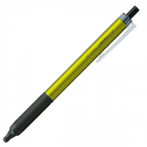 【TOMBOW/トンボ鉛筆】モノグラフライト・ライム (0.5mm/黒)