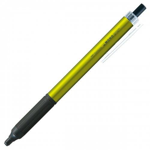 【TOMBOW/トンボ鉛筆】モノグラフライト・ライム (0.38mm/黒)
