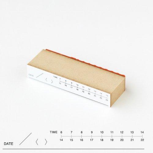 【水縞/mizushima】ハンコ ページヘッド スケジュール