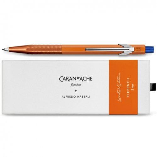 【CARAN D'ACHE/カランダッシュ】Fix Pencil アルフレッド・ハベリ (オーカー)