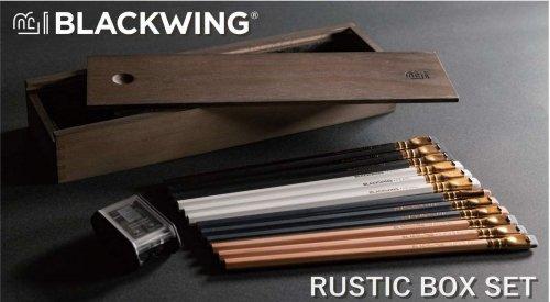 【PALOMINO】BLACKWING Rustic Box Set
