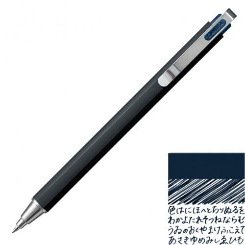 【サクラクレパス】ボールサイン iD plus (0.5mm/ナイトブラック)