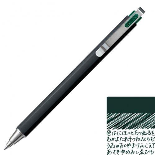 【サクラクレパス】ボールサイン iD plus (0.5mm/フォレストブラック)