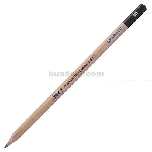 【TALENS/ターレンス】デザイン・グラファイト鉛筆(硬度:6B)