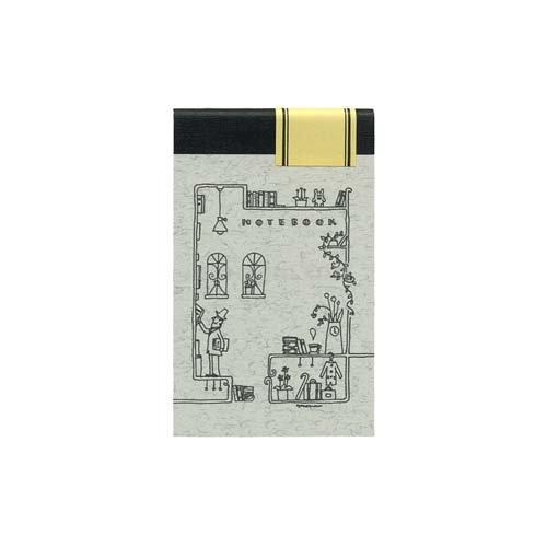 【Thinking Power Notebook】RAIMON(名刺サイズメモ)/5冊セット