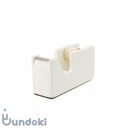 【倉敷意匠】白磁テープカッターS