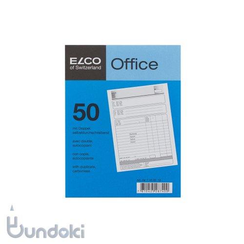【ELCO/エルコ】請求書(Invoice)A6