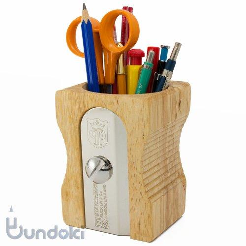 【SUCK UK】Sharpener  Desk tidy/巨大鉛筆削り型ペンスタンド