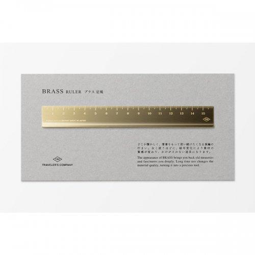 【MIDORI/ミドリ】BRASS PRODUCT/定規