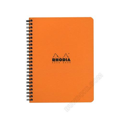 【Rhodia/ロディア】classic note book/クラシック ダブルリングノート(A5)