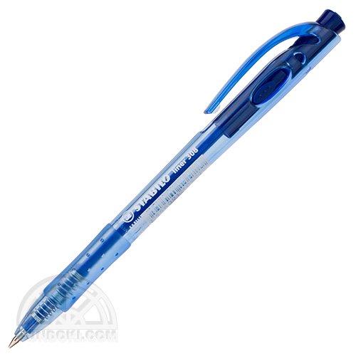 【STABILO/スタビロ】Liner 308 /ノック式ボールペン(ブルー)