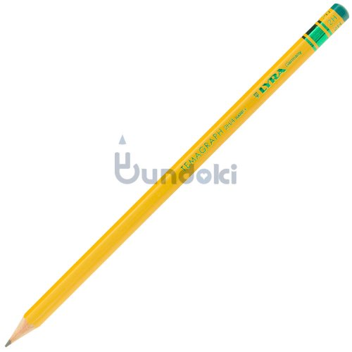 【LYRA/リラ】TEMAGRAPH/テマグラフ鉛筆(硬度:2H)