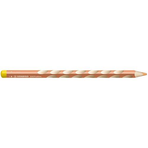 【STABILO/スタビロ】EASY colors 三角軸色鉛筆(単色販売/左利き用・スキン)