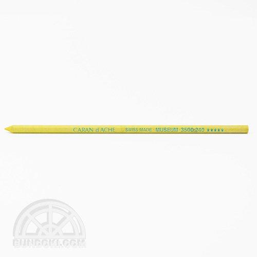【CARAN D'ACHE/カランダッシュ】ミュージアム3.8ミリ替え芯(Lemon yellow)