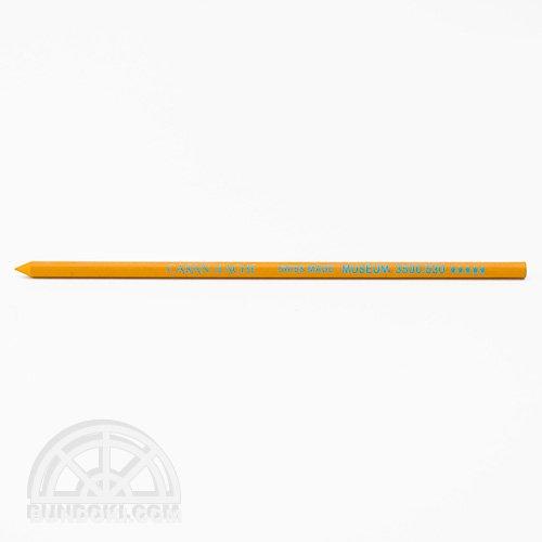 【CARAN D'ACHE/カランダッシュ】ミュージアム3.8ミリ替え芯(Golden cadmium yellow)