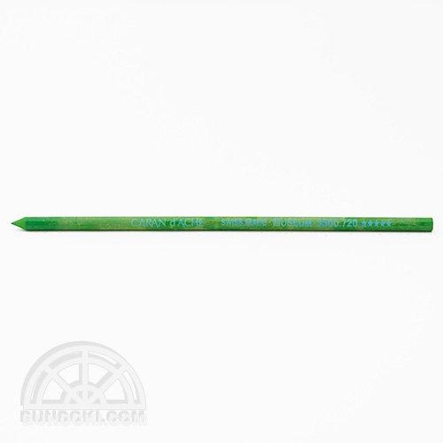 【CARAN D'ACHE/カランダッシュ】ミュージアム3.8ミリ替え芯(Bright green)