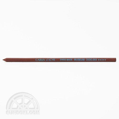 【CARAN D'ACHE/カランダッシュ】ミュージアム3.8ミリ替え芯(Brown)