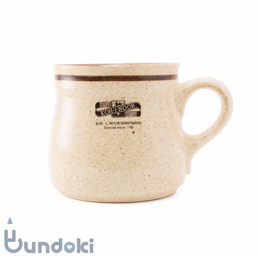 【KOH-I-NOOR/コヒノール】陶器製マグカップ/Ceramic Mug