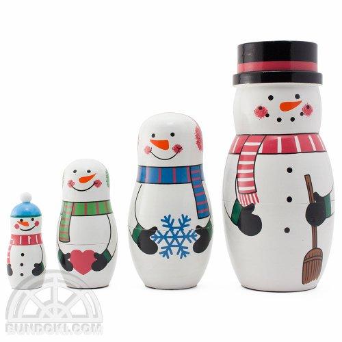 Snowman Family/スノーマンファミリー