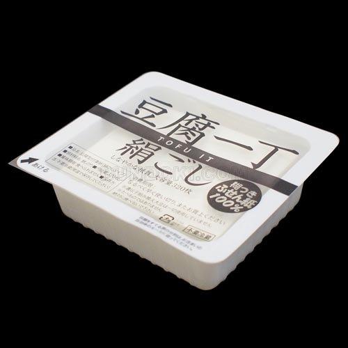 【豆腐一丁】豆腐型付箋紙(大)/絹ごし