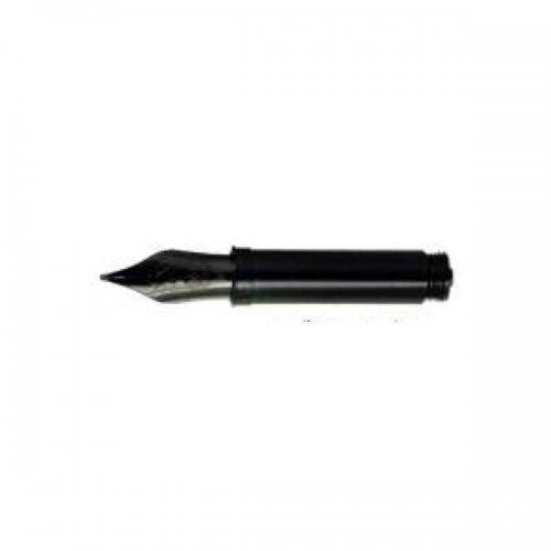 【KAWECO/カヴェコ】万年筆用ペン先・スチール/ブラック